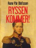 Bokomslag för Ryssen kommer!