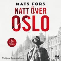 Omslagsbild för Natt över Oslo
