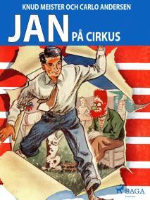 Cover for Jan på cirkus