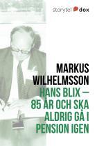 Omslagsbild för Hans Blix – 85 år och ska aldrig gå i pension igen