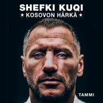 Cover for Shefki Kuqi - Kosovon härkä
