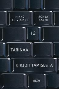 Cover for 12 tarinaa kirjoittamisesta