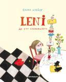 Omslagsbild för Leni är ett sockerhjärta