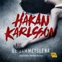 Cover for De sammetslena
