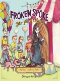 Omslagsbild för Fröken Spöke går på cirkus