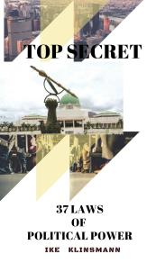 Omslagsbild för Top Secret: 37 Laws of Political Power
