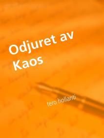 Omslagsbild för Odjuret av Kaos: Staven