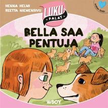 Cover for Bella saa pentuja