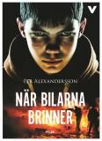 Cover for När bilarna brinner