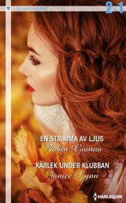 Cover for En strimma av ljus/Kärlek under klubban
