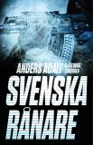Cover for Svenska rånare
