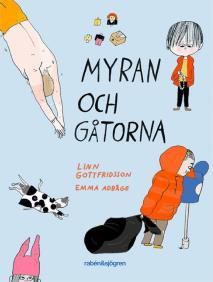 Cover for Myran och gåtorna