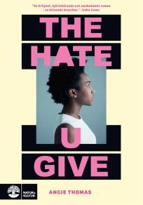 Omslagsbild för The Hate U Give