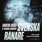 Bokomslag för Svenska rånare