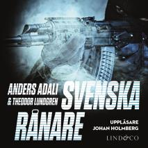 Cover for Svenska rånare