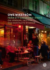 Omslagsbild för Från ett cafébord i Paris