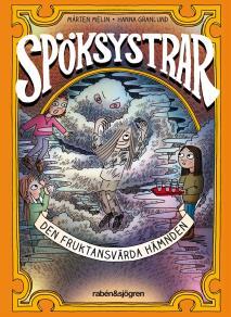 Cover for Spöksystrar 4. Den fruktansvärda hämnden
