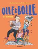 Omslagsbild för Olle och Bolle är bröder