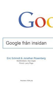 Omslagsbild för Google från insidan
