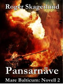 Cover for Pansarnäve: Mare Balticum: Novell 2