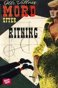 Cover for Mord efter ritning