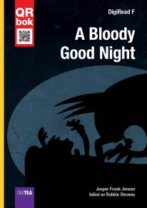 Cover for A Bloody Good Night - DigiRead F