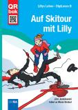 Cover for Auf Skitour  mit Lilly - DigiLesen B