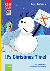 Cover for It's Christmas Time! - DigiRead A