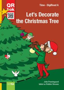 Omslagsbild för Let's Decorate the Christmas Tree - DigiRead A