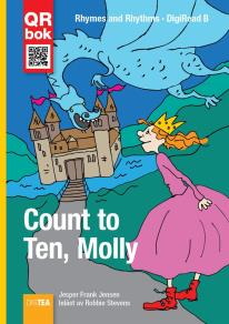 Cover for Count to Ten, Molly - DigiRead B