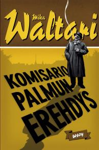 Cover for Komisario Palmun erehdys