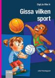 Omslagsbild för Gissa vilken sport - DigiLäs Mini A