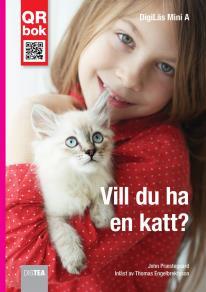 Omslagsbild för Vill du ha en katt? - DigiLäs Mini A