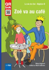 Cover for Zoé va au café - DigiLire B