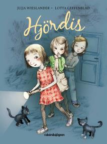 Cover for Hjördis