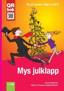 Omslagsbild för Mys julklapp - DigiLäs Lätt B
