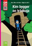 Cover for Kim bygger en trädkoja - DigiLäs Lätt C
