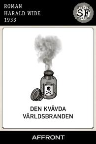 Cover for Den kvävda världsbranden