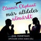 Omslagsbild för Eleanor Oliphant mår alldeles utmärkt