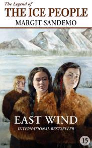Omslagsbild för The Ice People 15 - East Wind