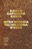 Cover for Kaikenkarvainen kansa