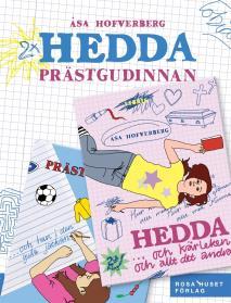 Cover for Hedda Prästgudinnan