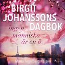Bokomslag för Birgit Johanssons dagbok - ingen människa är en ö
