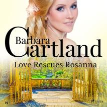 Cover for Love Rescues Rosanna