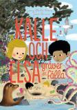 Bokomslag för Kalle och Elsa gräver en fälla