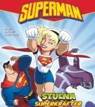Bokomslag för Superman – Stulna superkrafter