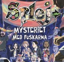 Omslagsbild för SPLEJ – Mysteriet med fuskarna