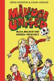 Bokomslag för Mållösa United. Maja, Melker och värsta proffset
