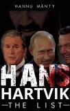 Omslagsbild för Hans Hartvik: The List