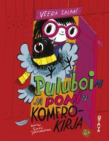 Cover for Puluboin ja Ponin komerokirja